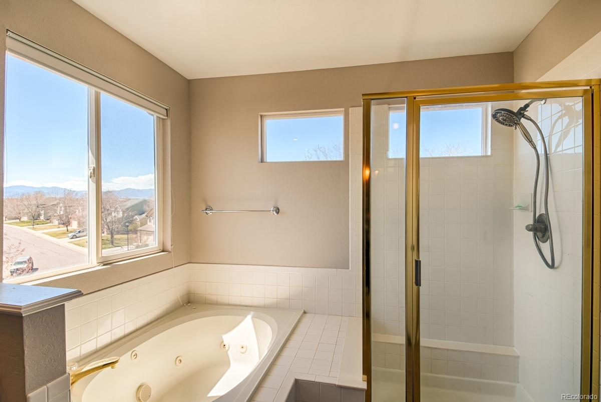 Even the Master Bathroom has Incredible Views!