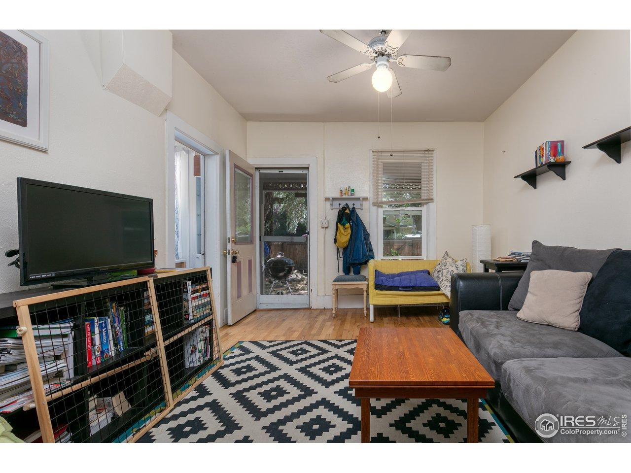Unit 2 Living Room