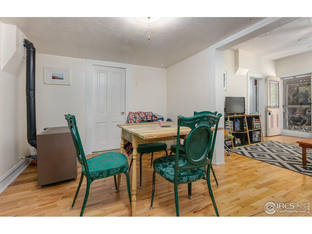 Unit 2 Dining Room