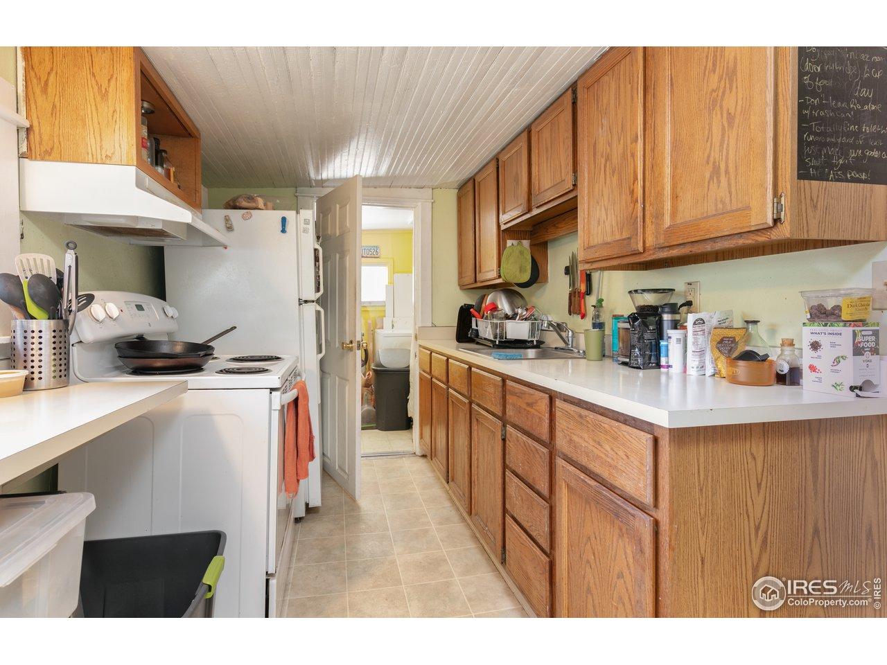 Unit 2 Galley Kitchen