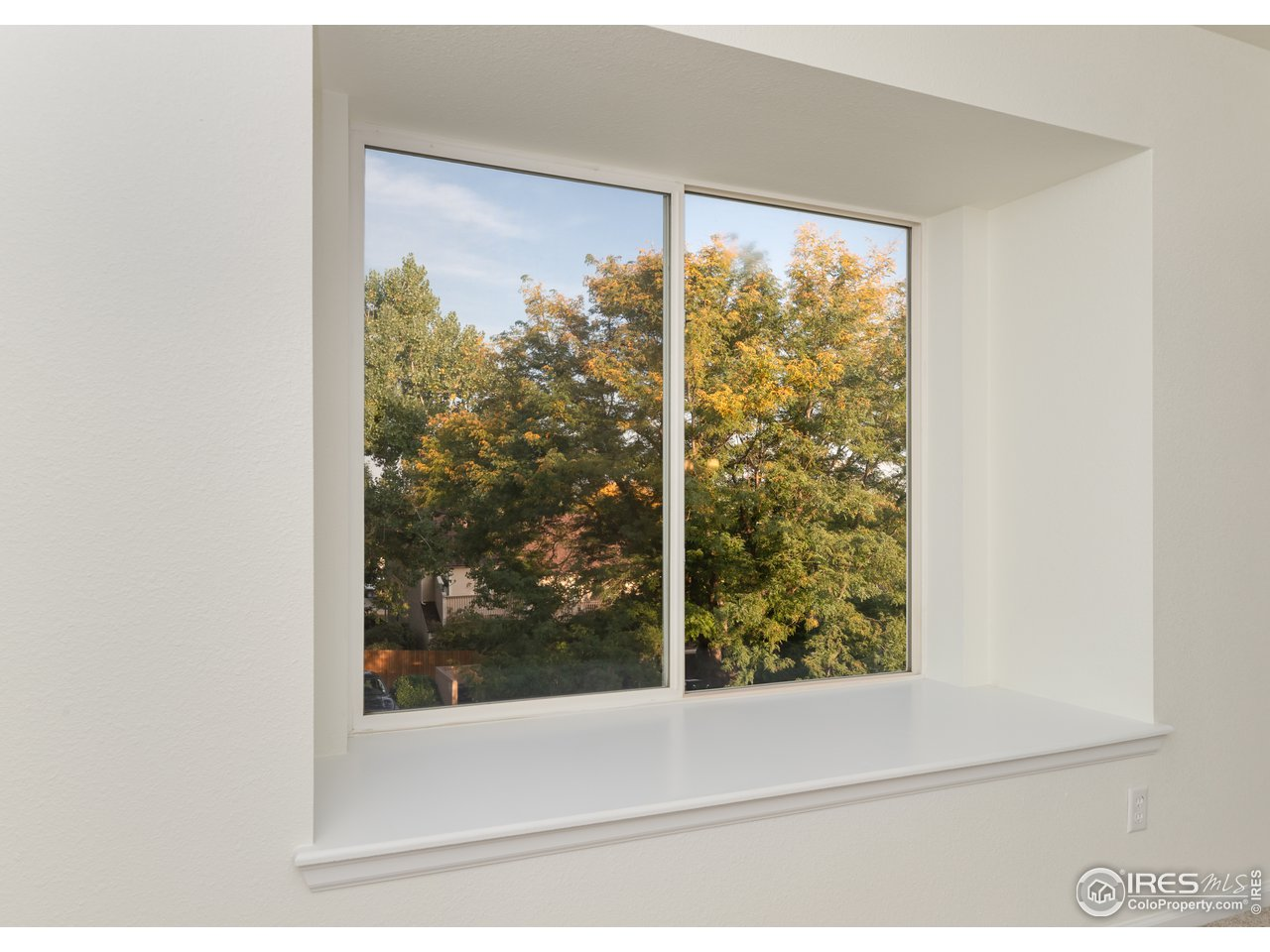 Living Room Window w/ Bench Seat