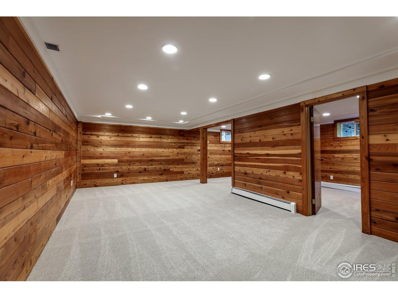 Non-Conforming Basement Bedroom