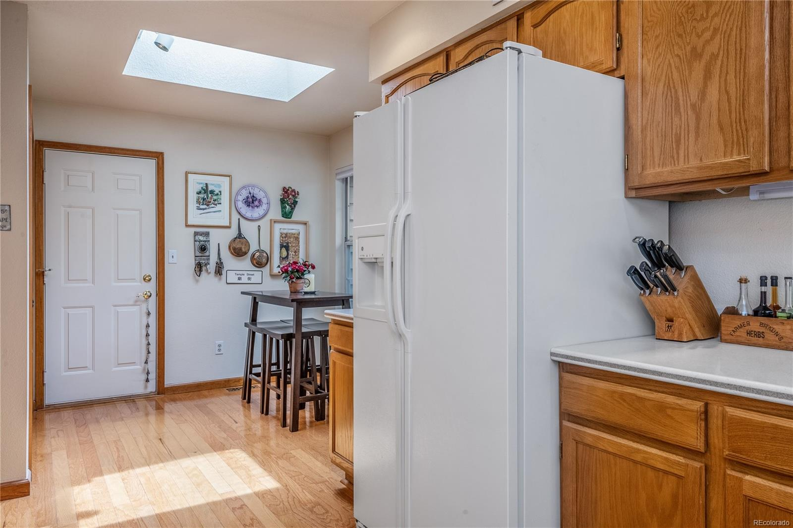 Kitchen, Nook, Pantry