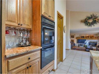 Tile Backsplash, Kitchen Pantry