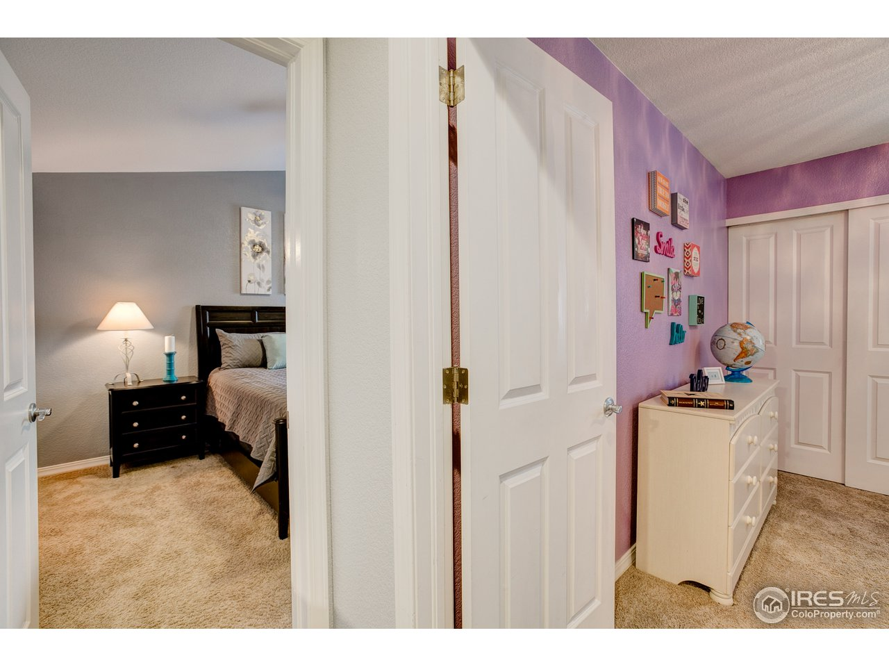 2 Spacious Bedrooms Upstairs