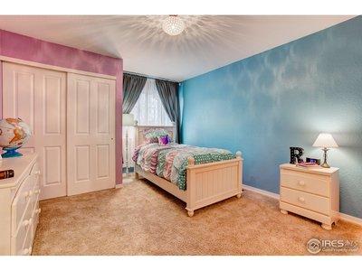 Spacious 2nd Upstairs Bedroom