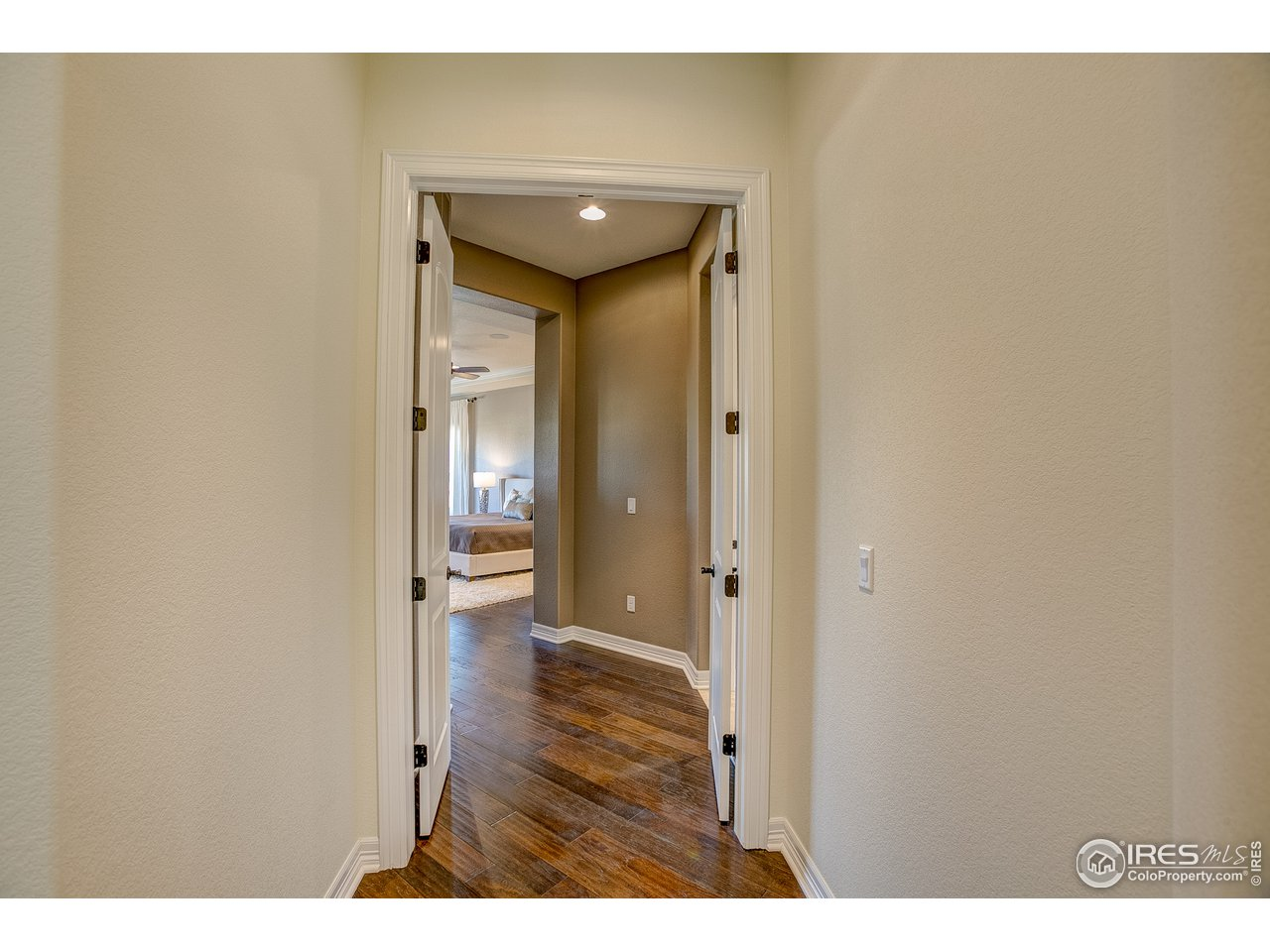 French Doors Welcome you to Your Master Retreat!!