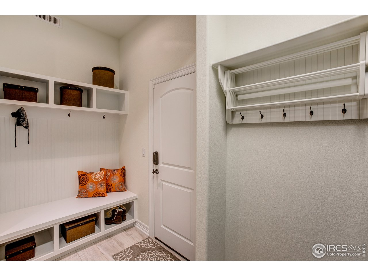 Mud Room w/Welcoming Bench & Storage