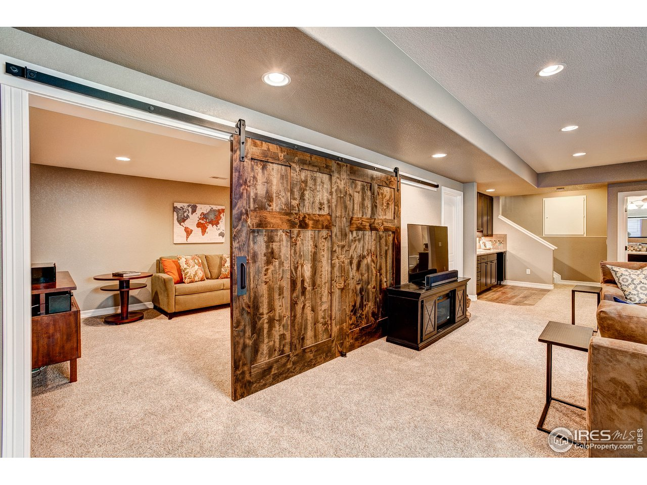 Is this the Largest Barn Door You Have Seen?