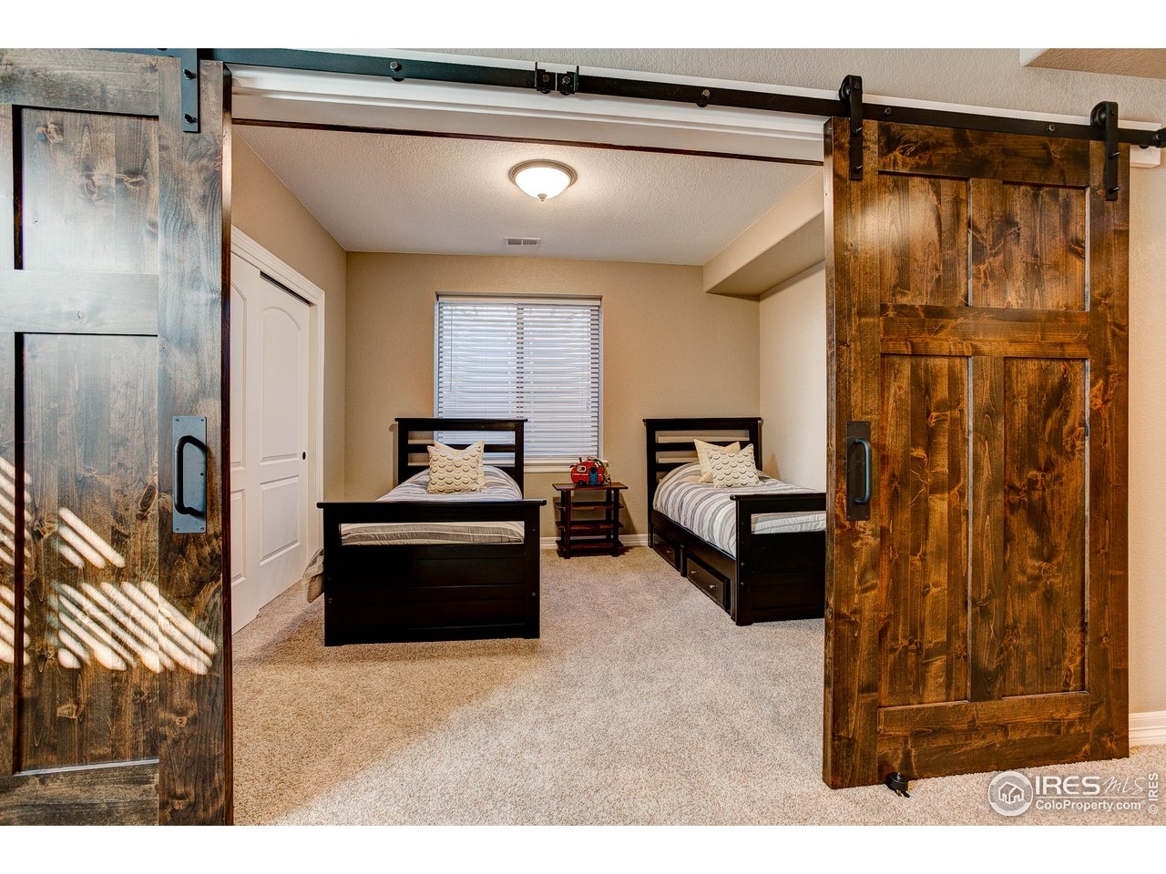 Conforming 3rd BR in Lower Level w/Climbing Wall!