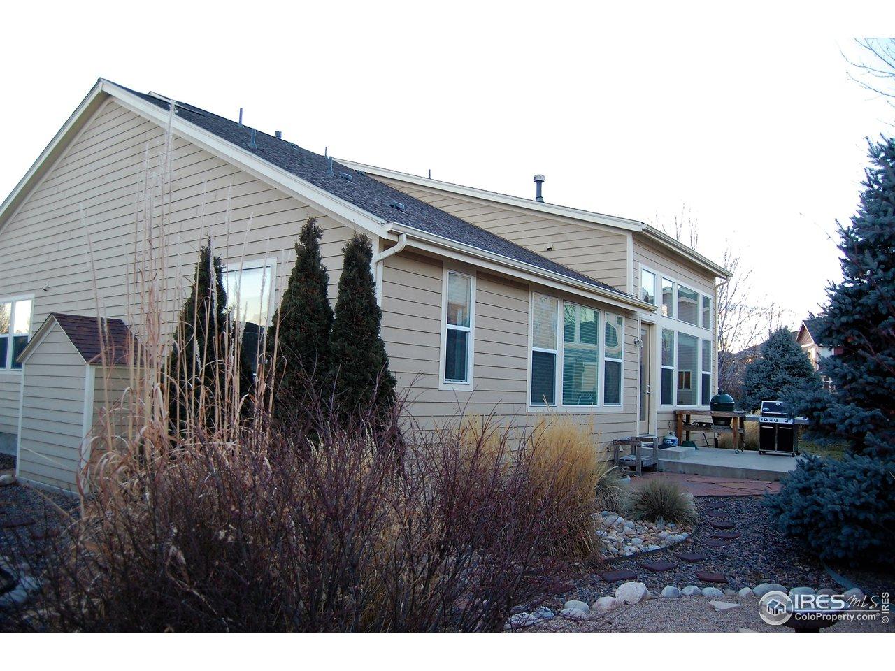 Three Season Patio and Backyard Space