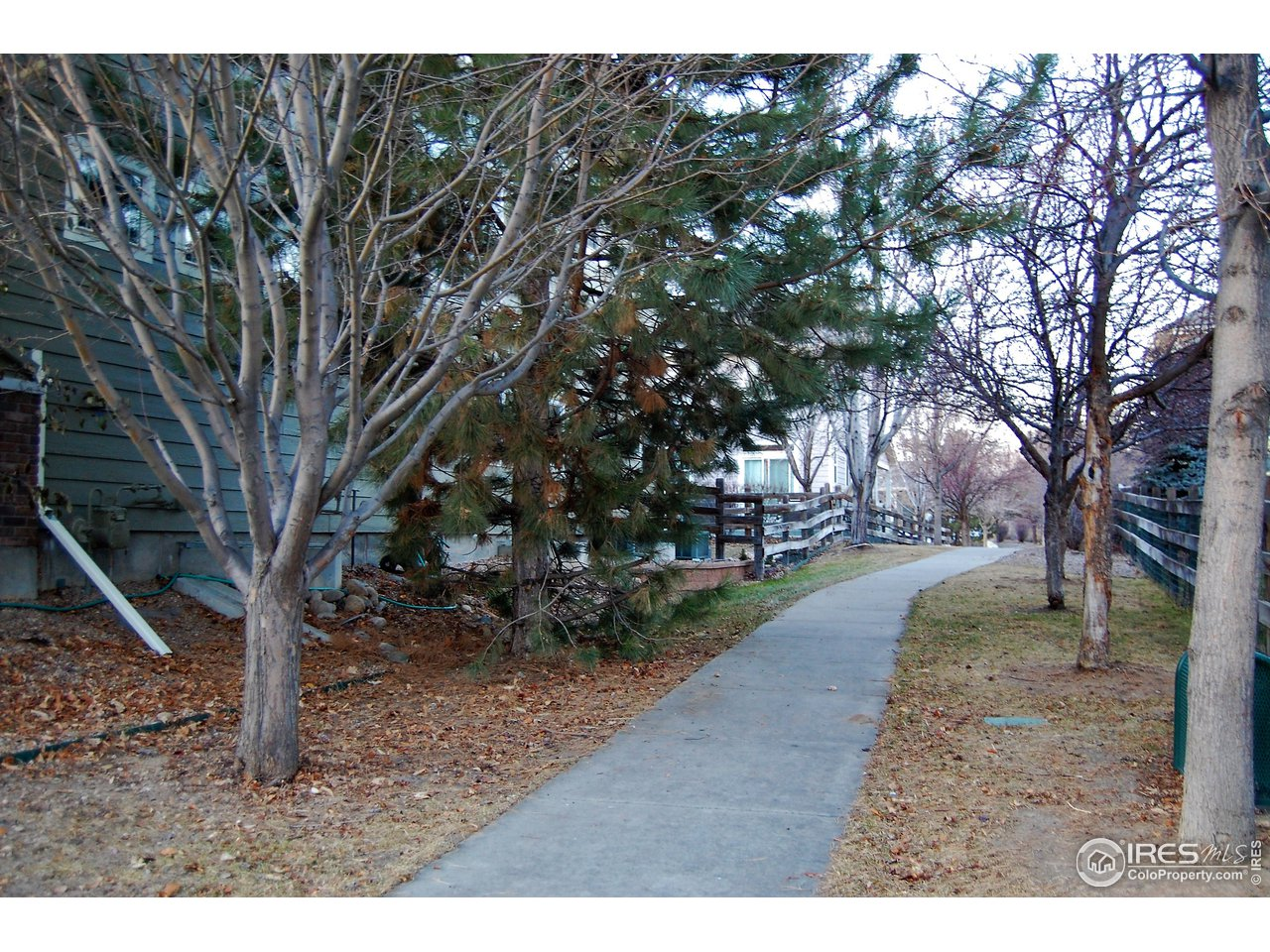 Boarders Neighborhood Bike Path