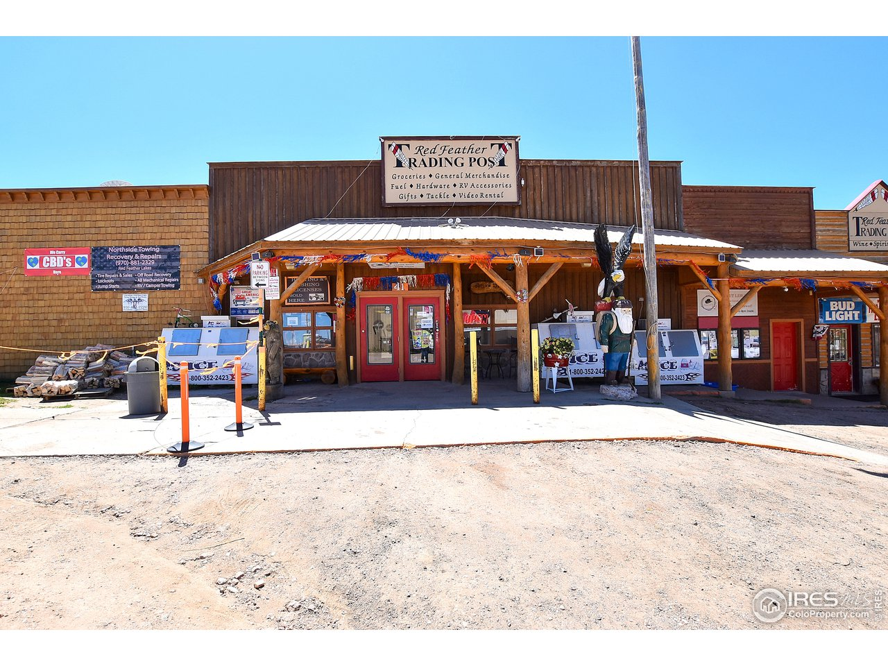 Red Feather Trading Post