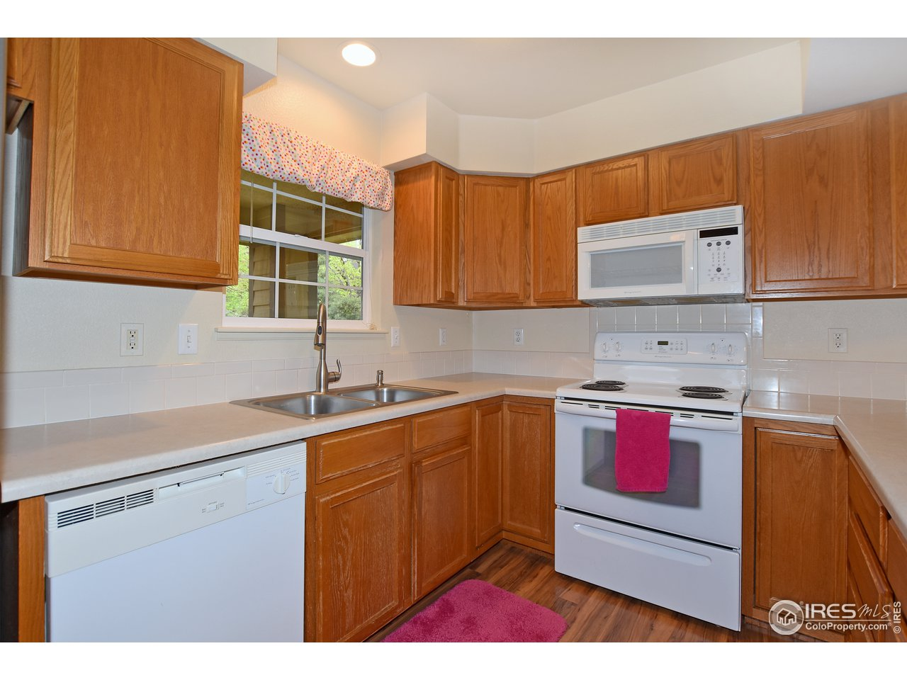 Kitchen includes all appliances