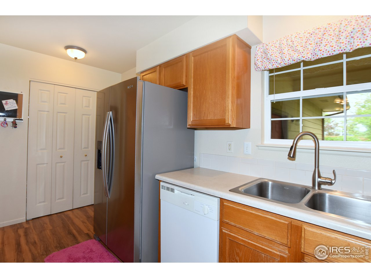 Pantry area by kitchen.