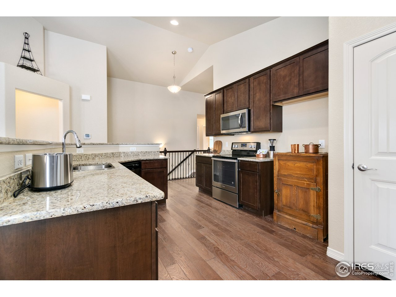 Spacious and efficient kitchen