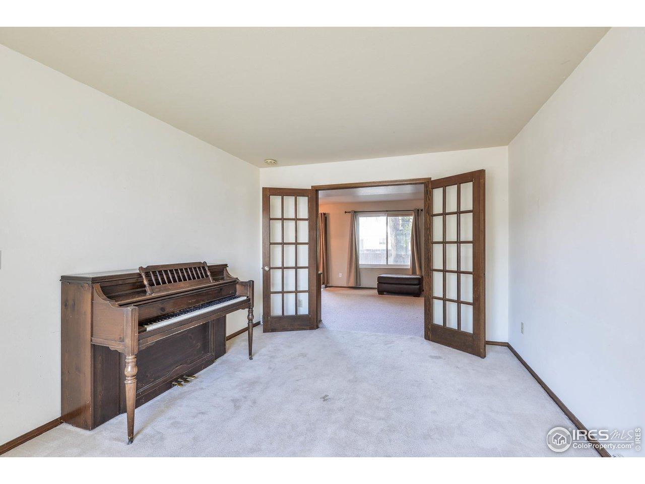 main floor formal living room