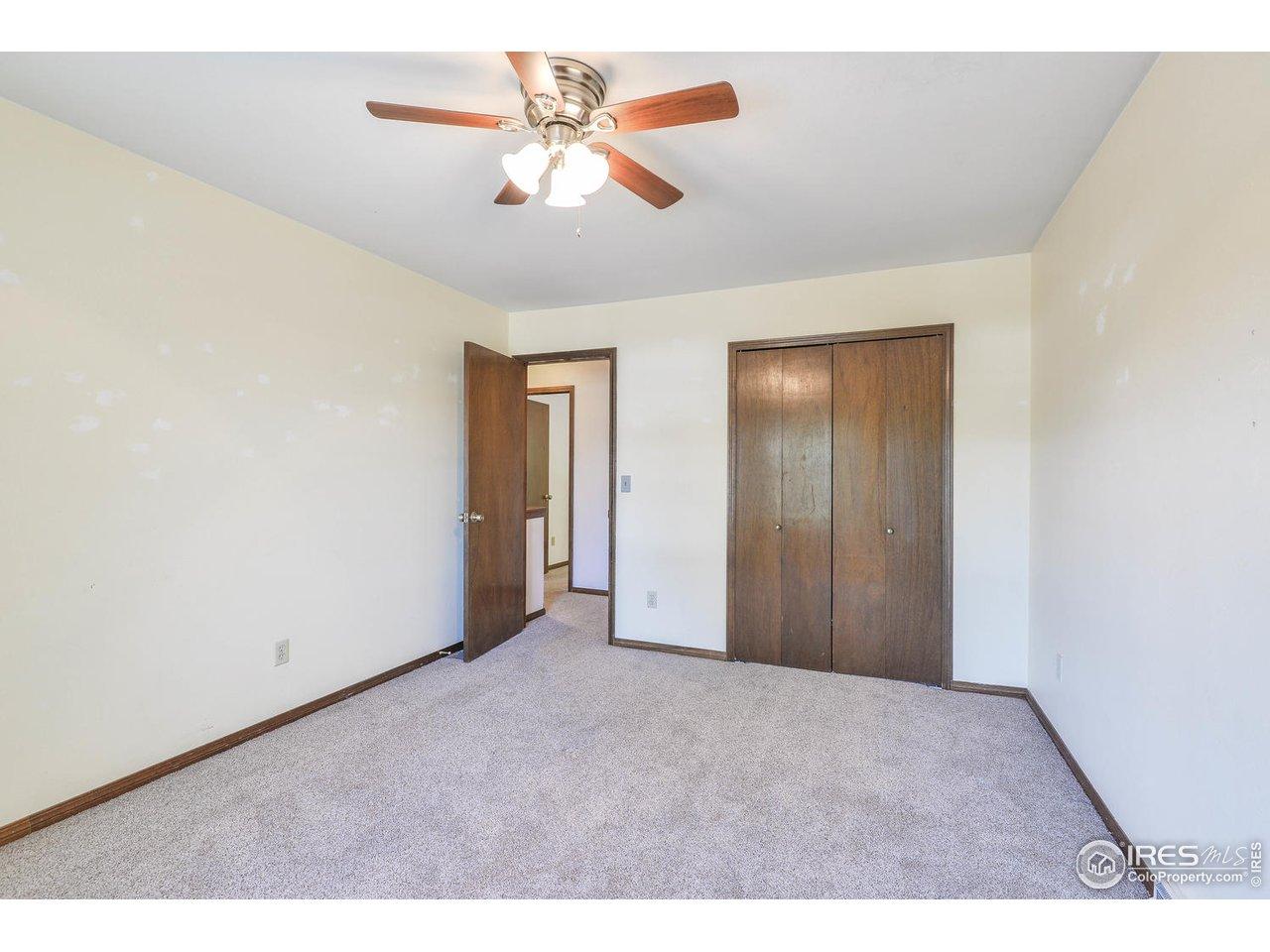 3rd upstairs bedroom