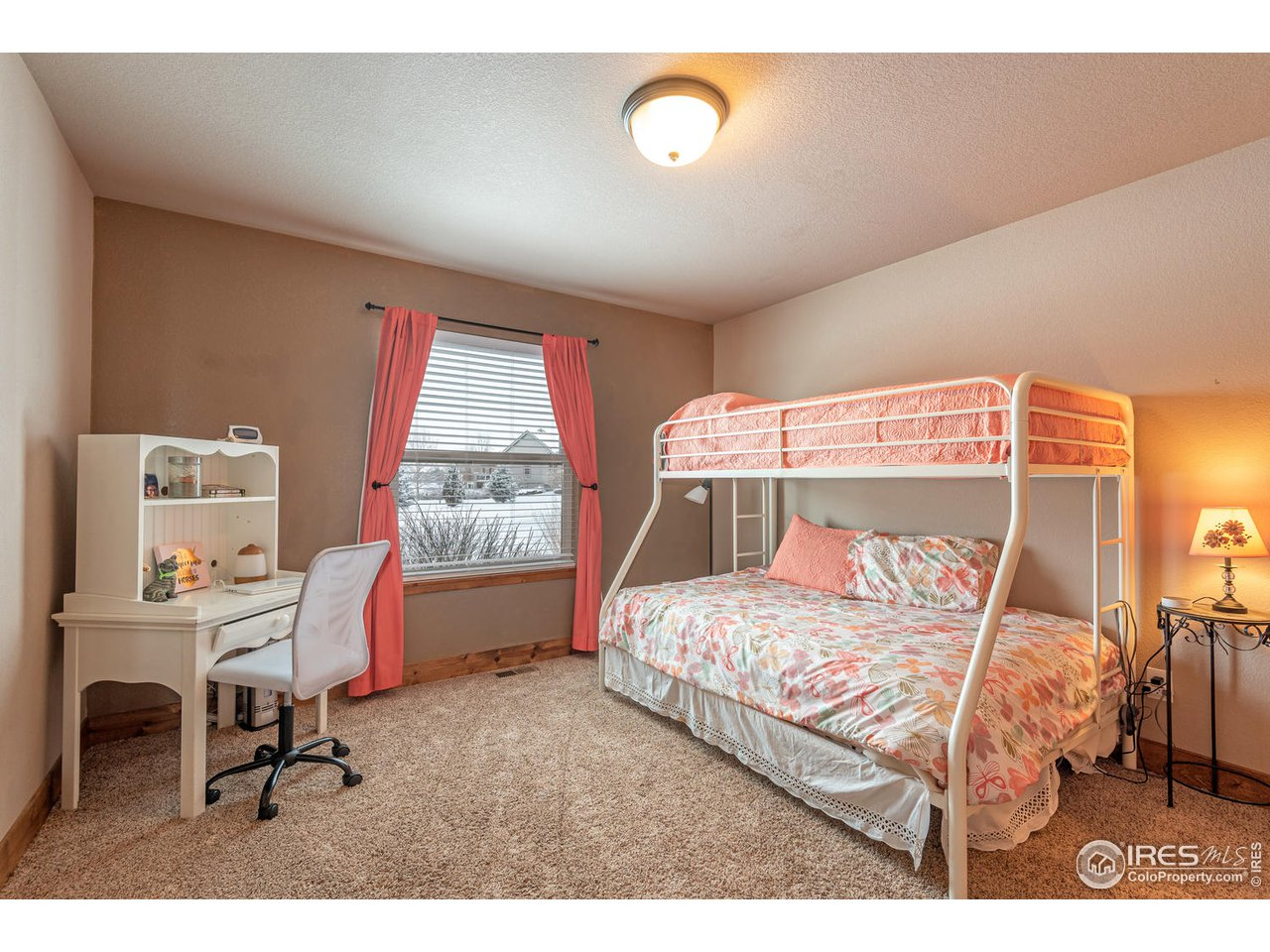 3rd bedroom on the main floor