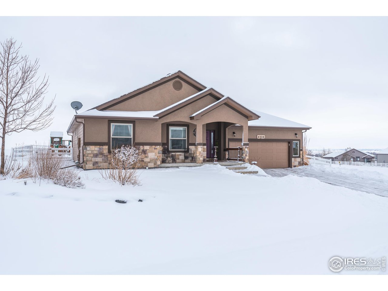 Fantastic ranch style home