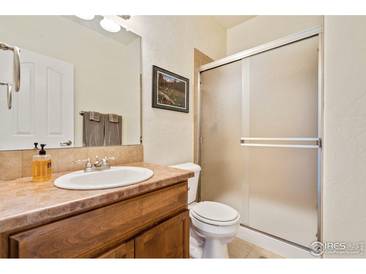 additional main floor bath