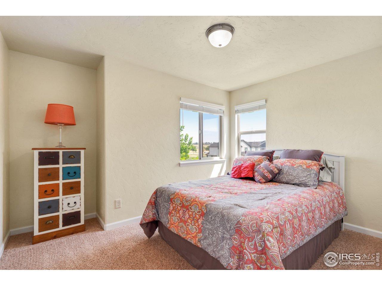 additional bedroom upstairs