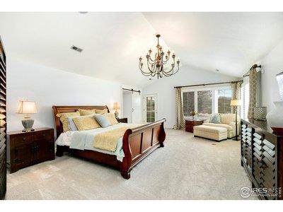 Master Bedroom Main Floor