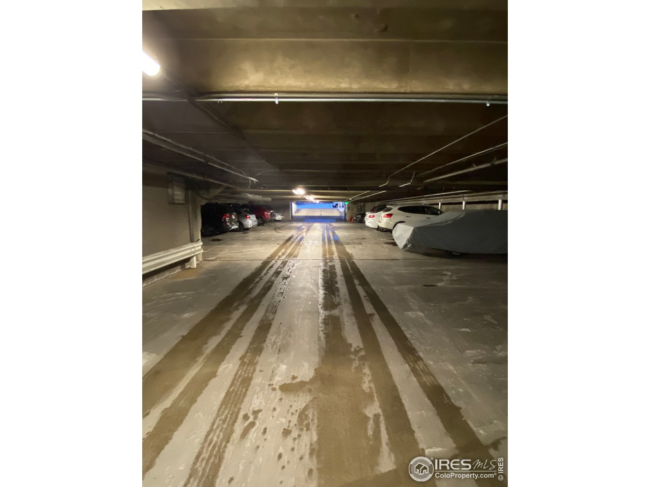 parking garage-  spot #85 reserved