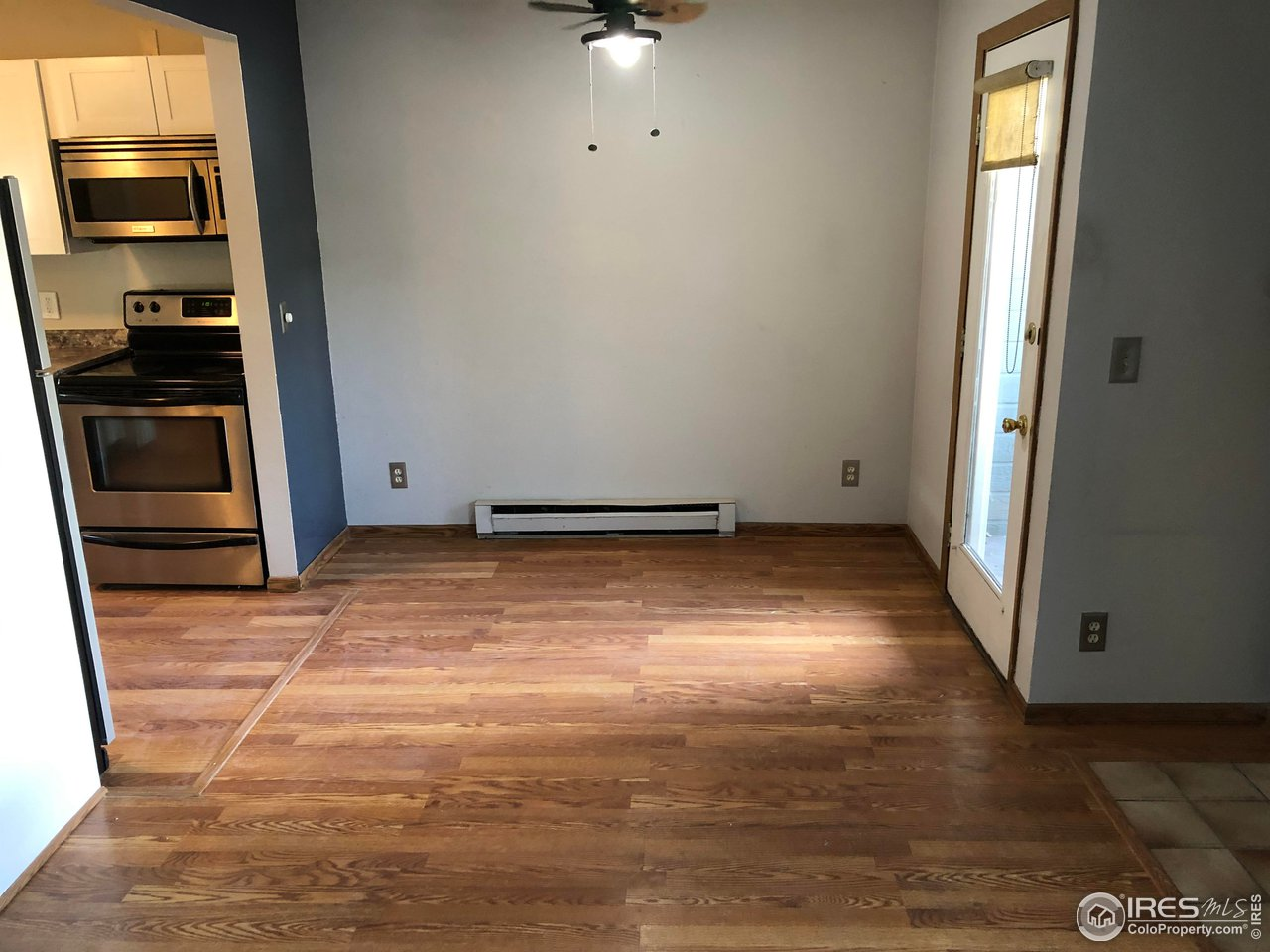 Living Room Off of Kitchen