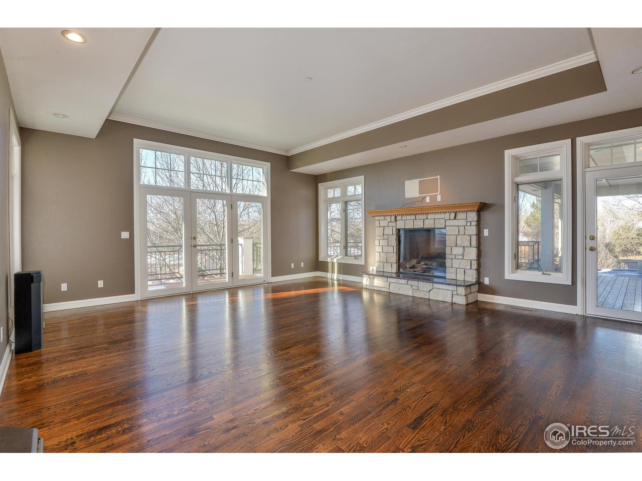 Large Great Room with views from every window