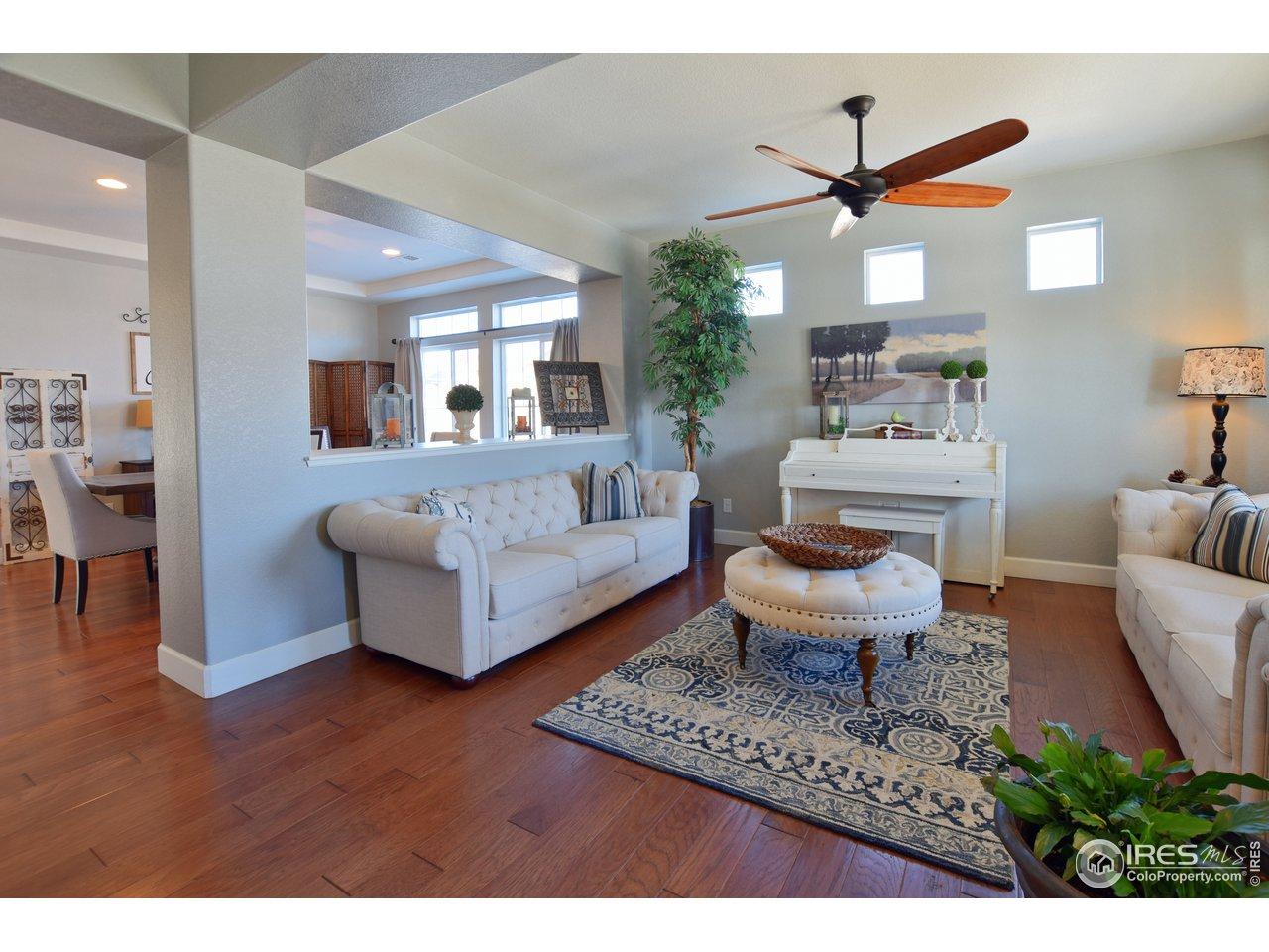 Livingroom/flex room