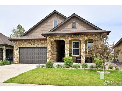 Rare patio home backing to private greenbelt.