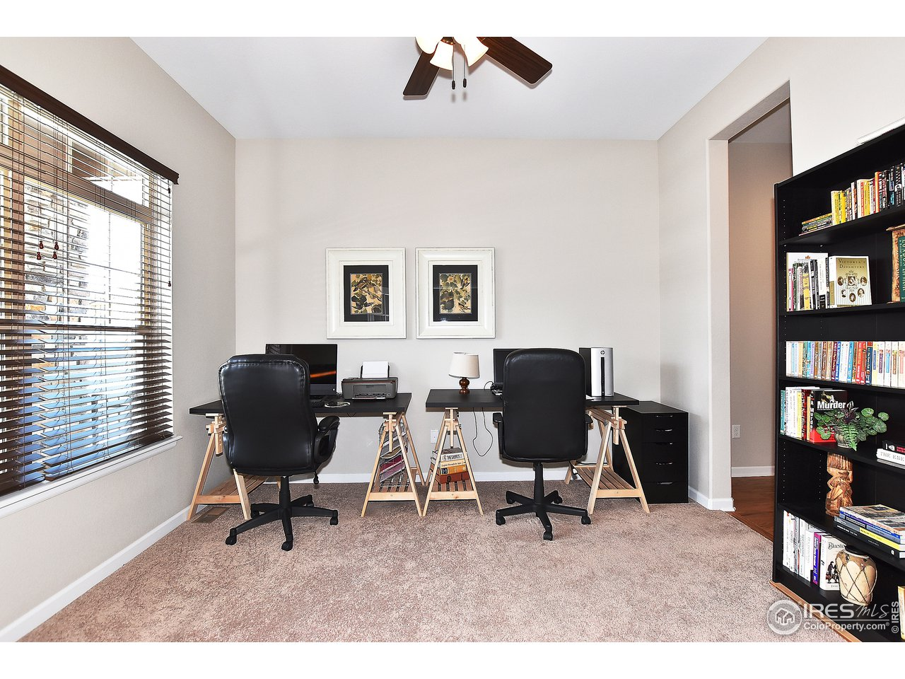 Office or formal dining room. You choose!