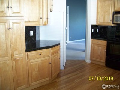 Hardwood Entry leads Upstairs & Downstairs
