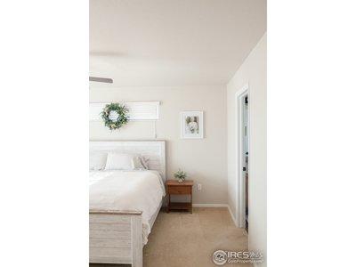 Master Bedroom/Walk-in Closet