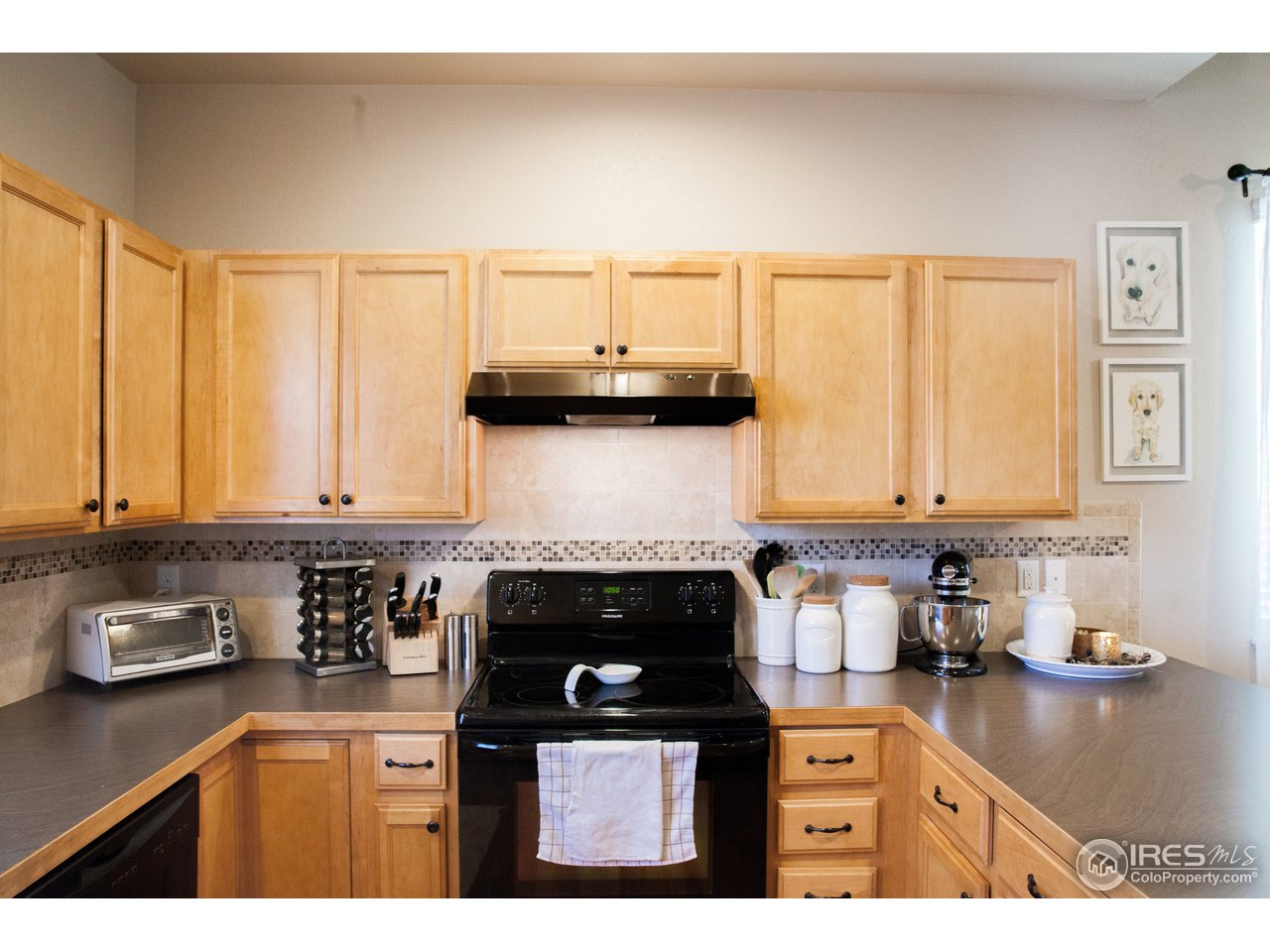 Efficient Kitchen