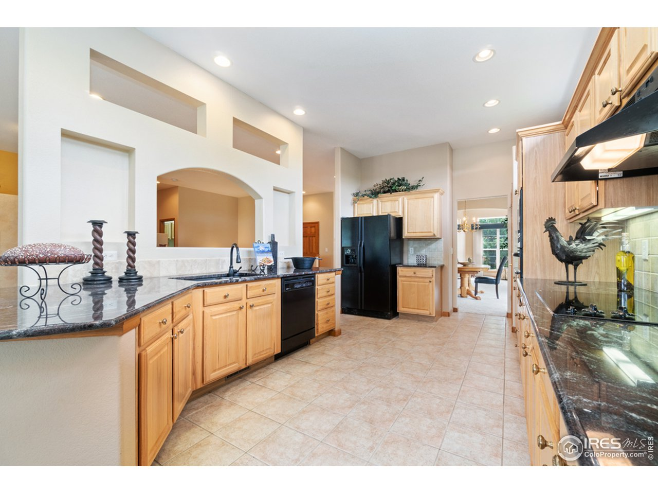Amazing Kitchen with Granite Countertops