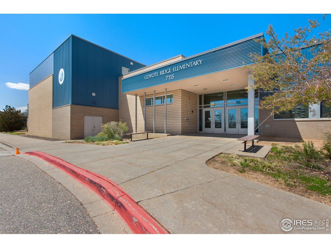 Popular Coyote Ridge Elementary