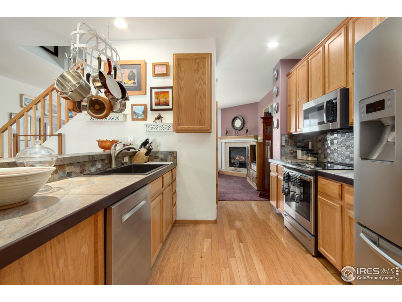 Lovely Updated Kitchen