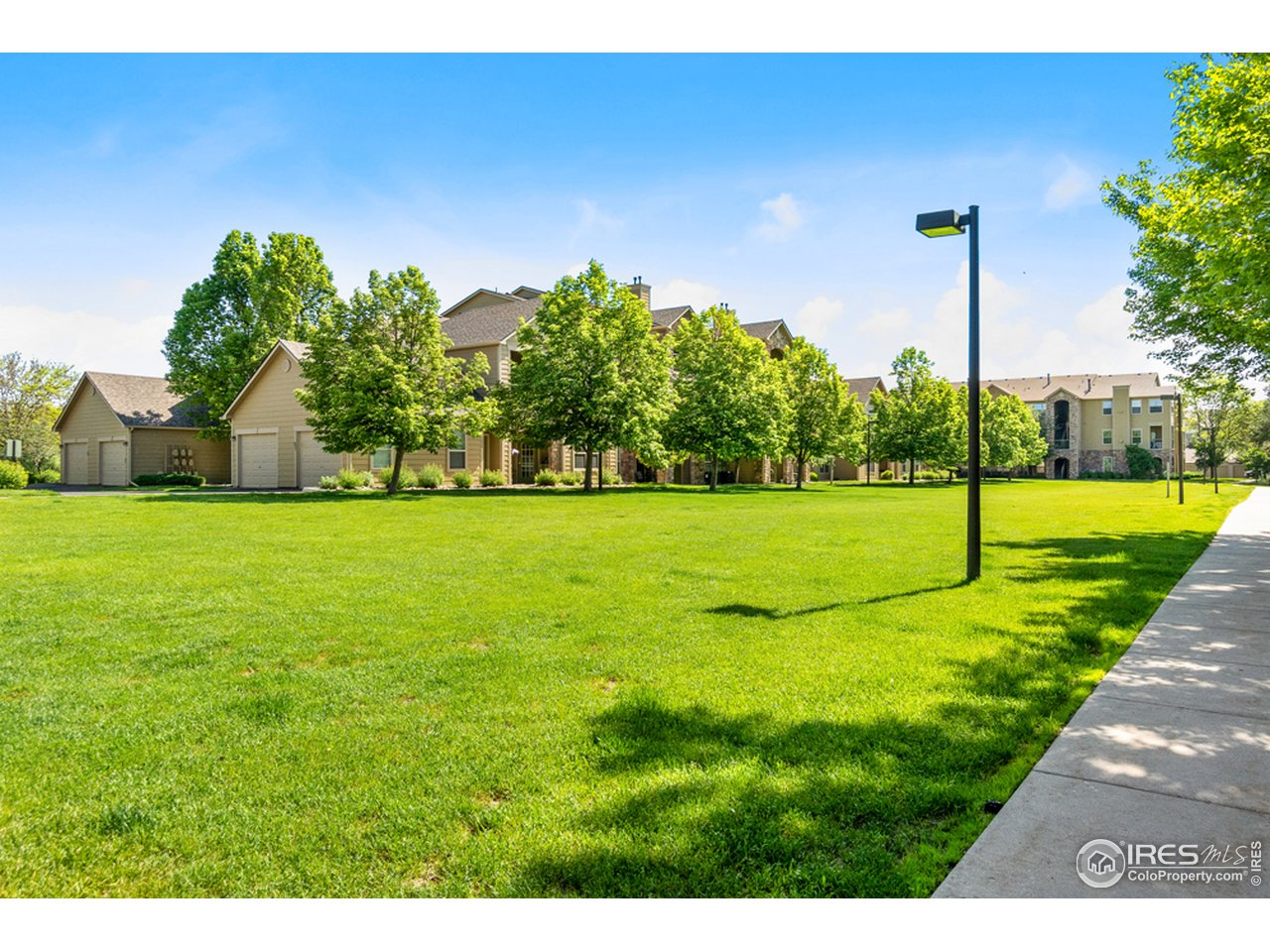 So much private open space, right off your patio!