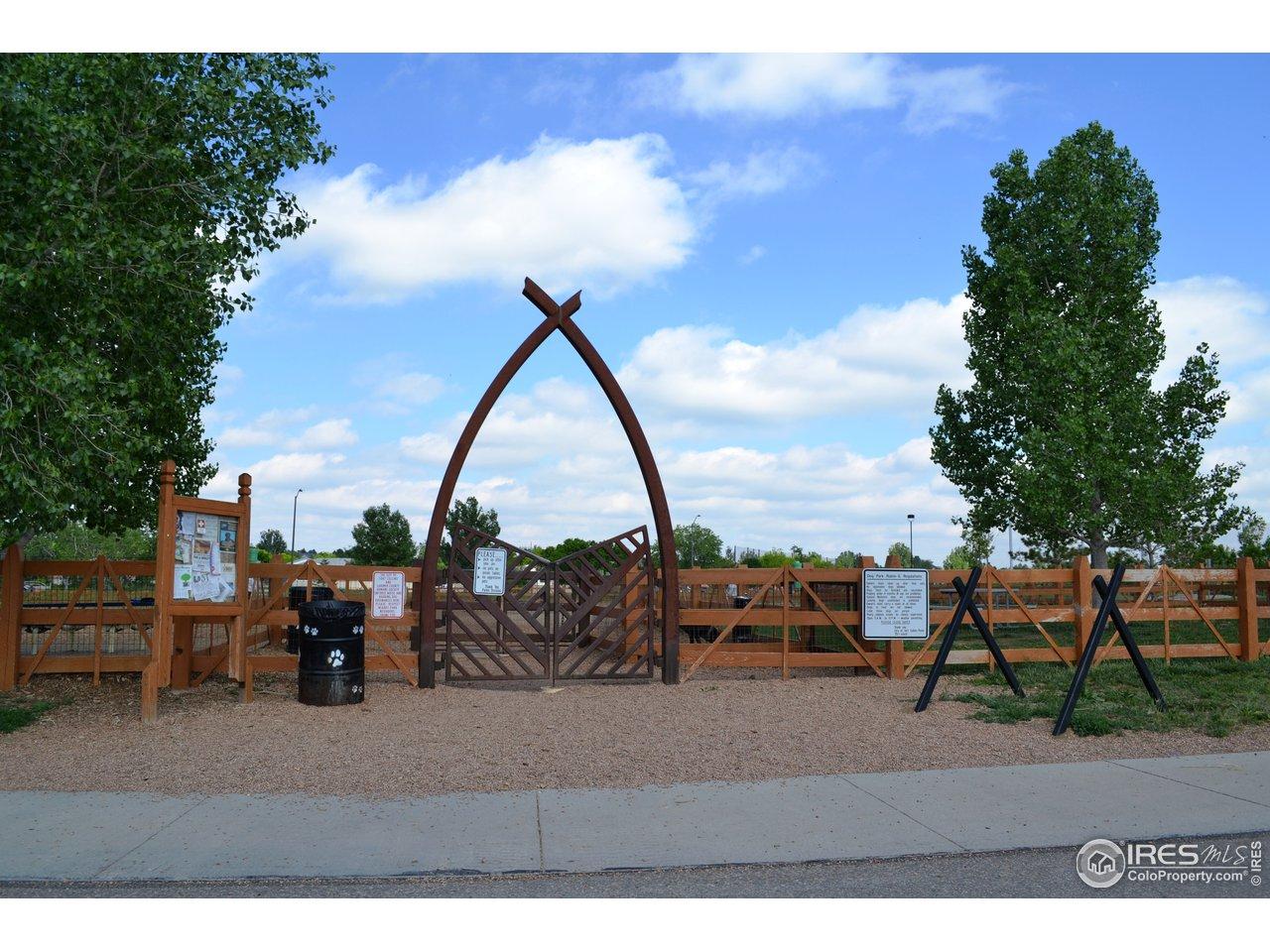Fossil Creek Park dog park