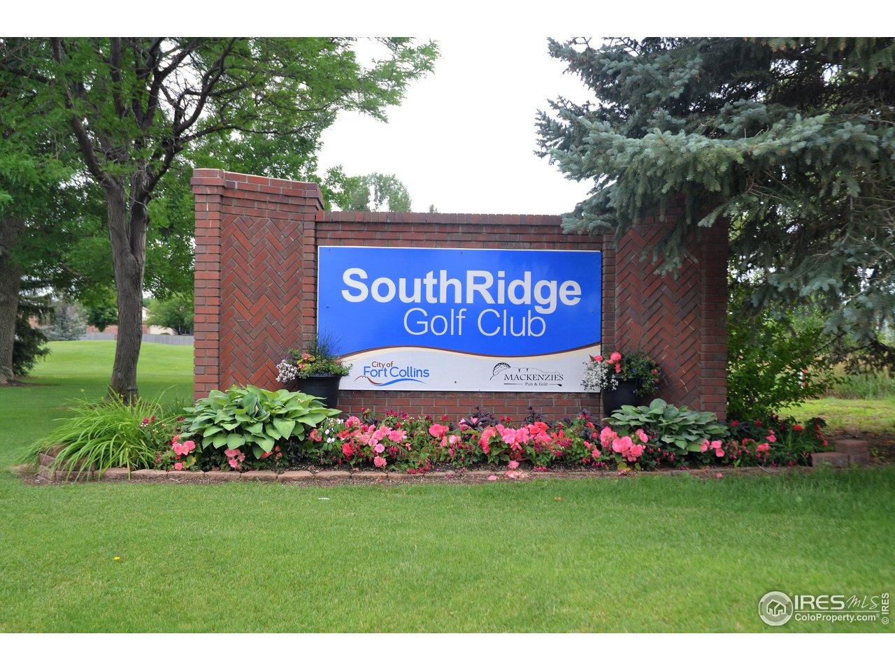 Public Southridge Golf Club--18 hold course