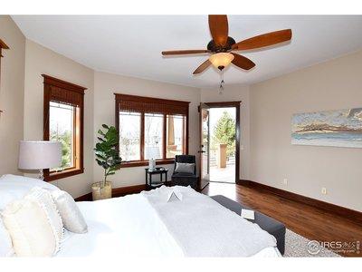 Mster, views & newer wood floors