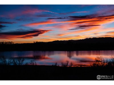 Some of the best sunsets in Ft Collins!