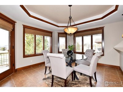 Custom built-ins, newer wood floors