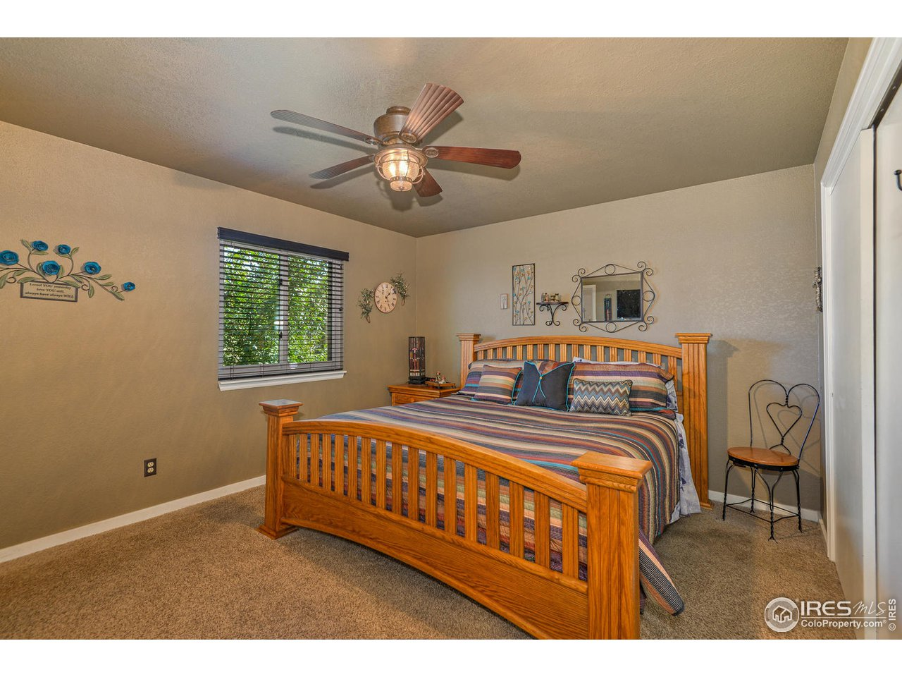 Master Suite with 3/4 Bath