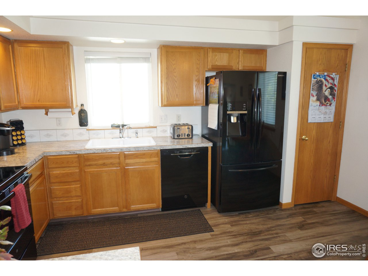 Newer Appliances, Pantry