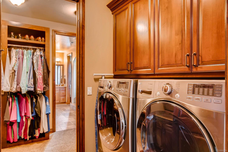 Laundry Upper Floor off Master Bedroom