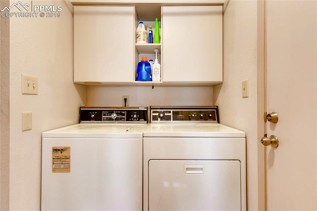 All appliances included/main level laundry, more storage, plus, second laundry h