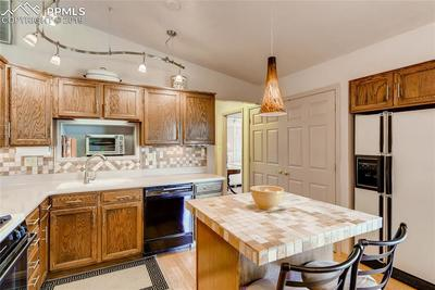 All appliances included!   Six feet of pantry with entry to bedroom/bath to the
